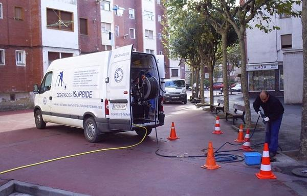 Desatascos urgentes Bilbao Barakaldo Bizkaia Alava Cantabria