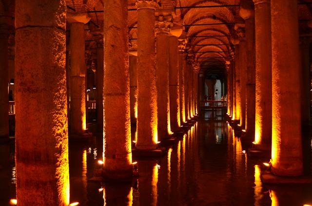 acueducto saneamiento roma