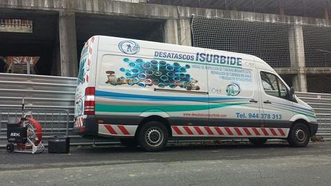 Desatascos Bilbao, servicios urgentes con garantías