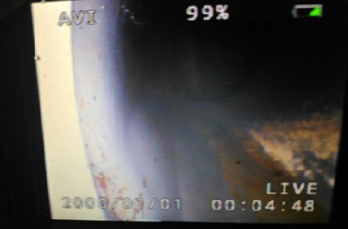 camara de tv inspeccion de tuberias bilbao