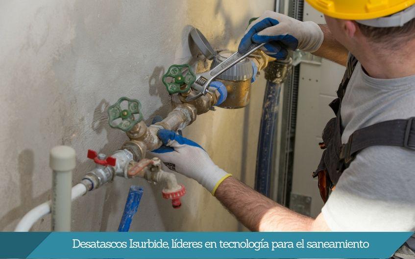 desatascos isurbide lideres en tecnologia para el saneamiento
