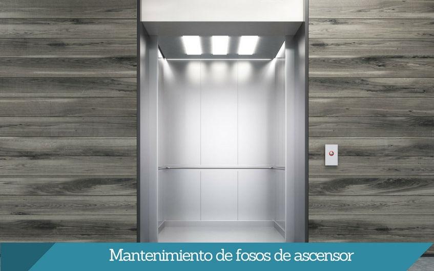 mantenimiento fosos de ascensor bilbao vitoria ISURBIDE