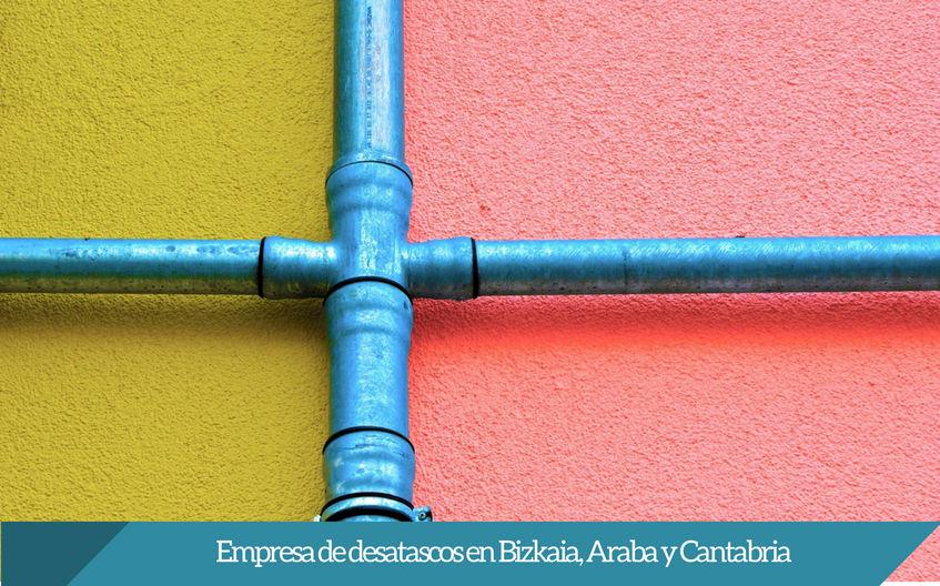 Conoce las diferencias entre desatascar y limpiar tuberías ISURBIDE